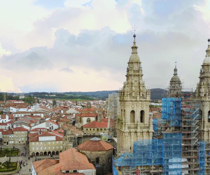 Catedral de Santiago de Compostela - 2017