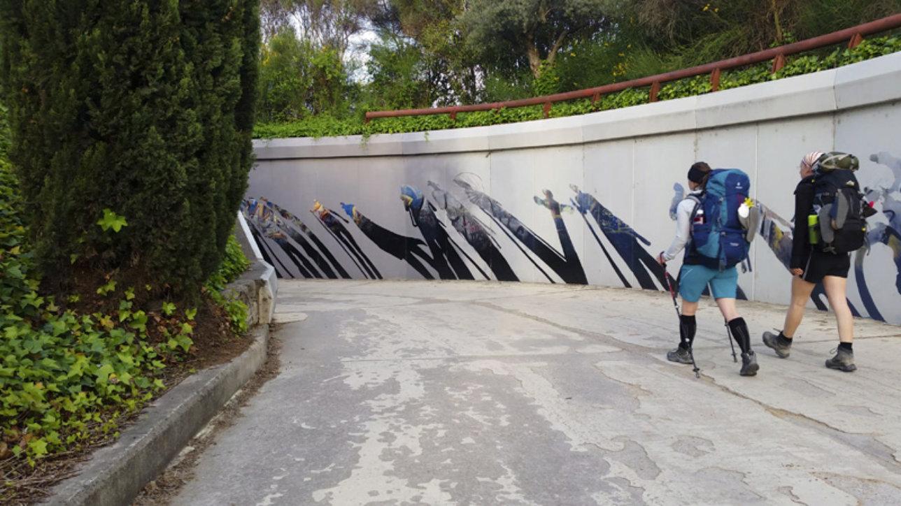 Números do Caminho de Santiago