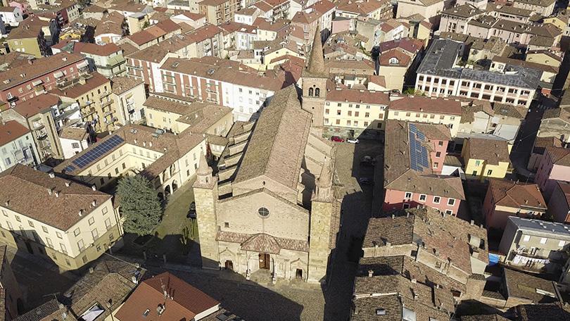 Via Francigena - Dia 13 - Emilia Romagna - Fidenza
